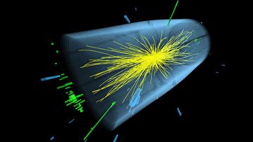Пары фотонов, порождаемые распадами загадочных сверхтяжелых бозонов