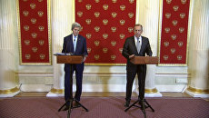 Визит госсекретаря США в Москву: заявления Керри и Лаврова по итогам встречи