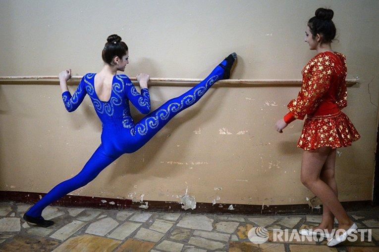 Фестиваль циркового искусства Арена в Новосибирске