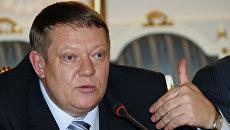 Председатель Комитета Госдумы РФ по аграрным вопросам Николай Панков. Архивное фото