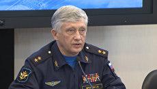 Замглавкома ВКС РФ об отсутствии фактов пересечения Су-24 границы с Турцией