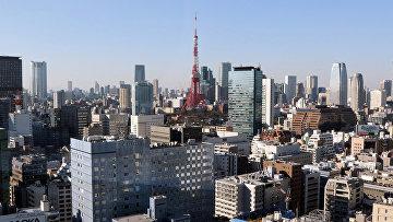 Япония. Архивное фото