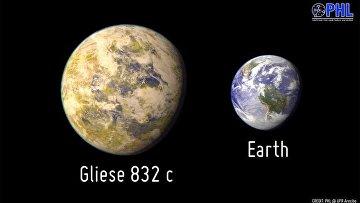 Российские ученые смоделировали недра экзопланет - суперземель