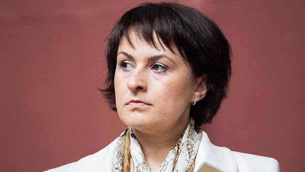 Галина Ширшина. Архивное фото