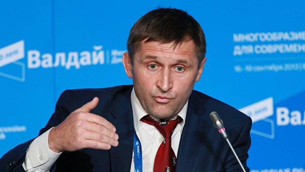 Депутат регионального законодательного собрания Свердловской области Евгений Артюх. Архивное фото