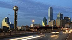 Штат Техас. Архивное фото