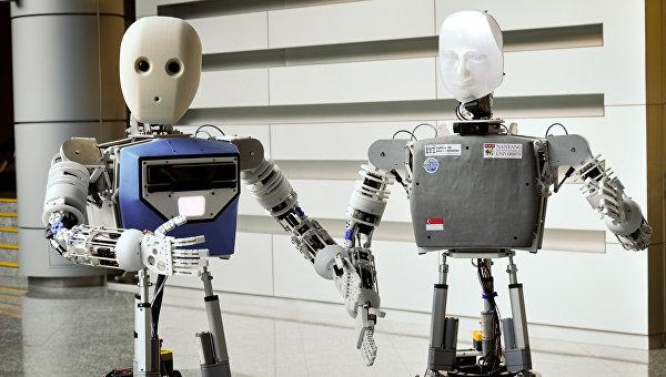Робот-аватар EDGAR