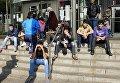 Ситуация с мигрантами в Гамбурге