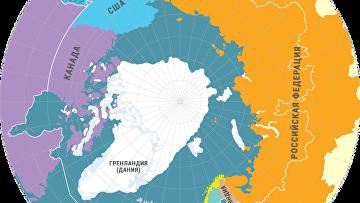 Таяние арктических льдов