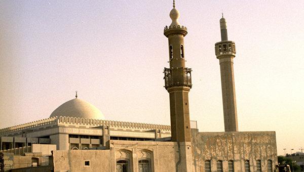 Старая и новая кафедральная мечеть
