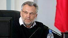 Председатель законодательного собрания Севастополя Алексей Чалый. Архивное фото
