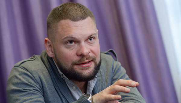 Евгений Поддубный, военный корреспондент, ВГТРК