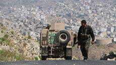 Военные в Йемене. Архивное фото