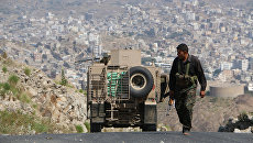 Ситуация в городе Таиз, Йемен. Архивное фото