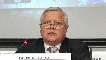Первый заместитель руководителя аппарата НАК Евгений Ильин. Архивное фото