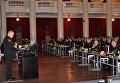 Расширенное заседание Военного Совета ВМФ с участием командующих флотами