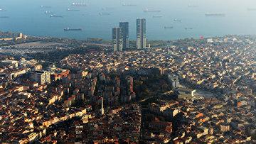 Города мира. Стамбул. Архивное фото