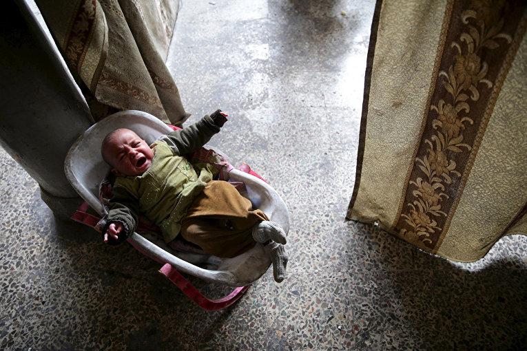Внук Шахрура, Ирбин, Сирия