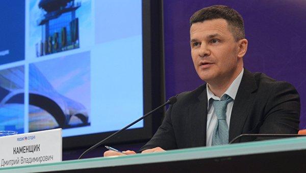 Председатель совета директоров аэропорта Домодедово Дмитрий Каменщик. Архивное фото