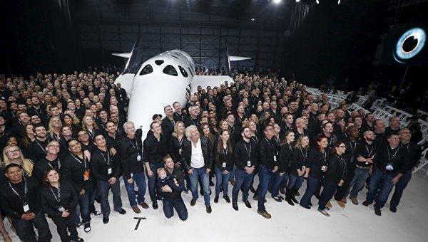 Космический корабль SpaceShipTwo