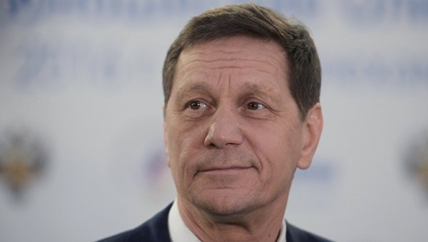 Глава Олимпийского комитета России Александр Жуков. Архивное фото