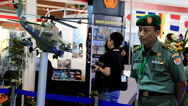 Выставка вооружения и военной техники. Архивное фото