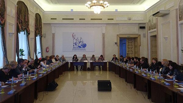 Круглый стол Способы и формы независимой оценки качества дошкольного образования в Общественной палате РФ