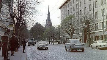 Финский город Тампере
