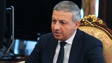 Председатель правительства Республики Северная Осетия – Алания Вячеслав Битаров
