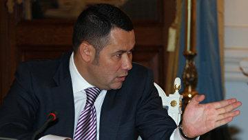 Игорь Руденя, архивное фото