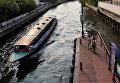 Канал в Бангкоке, Таиланд. Архивное фото