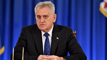 Президент Республики Сербия Томислав Николич
