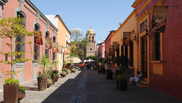 Город Текила, Мексика