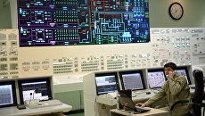 Щит управления энергоблоком на АЭС. Архивное фото