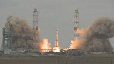 Протон-М стартовал со станцией поиска жизни на Марсе. Кадры с Байконура
