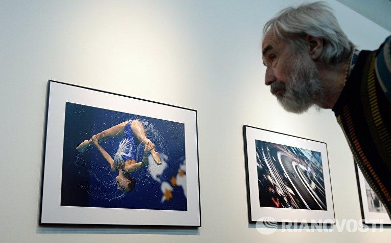Открытие выставки Best of Russia 2015