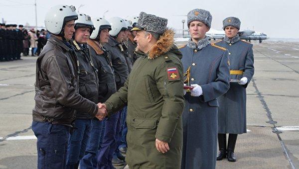Представитель Хмеймим: все военные советники РФ находятся на местах