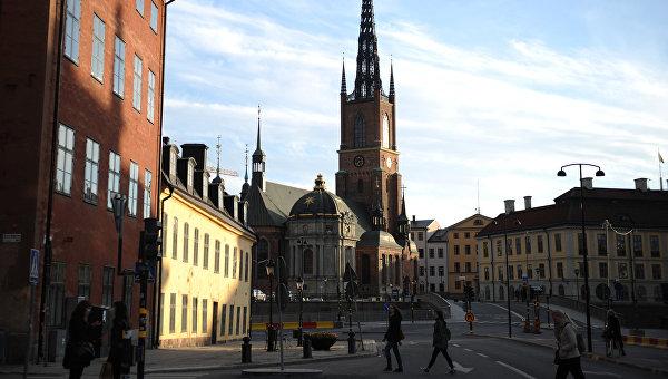 Столица Швеции Стокгольм. Архивное фото