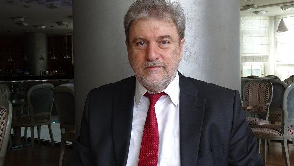 Депутат Европейского парламента Нотис Мариас