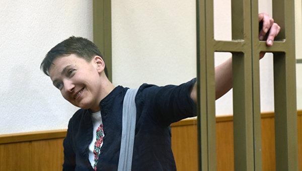 Гражданка Украины Надежда Савченко. Архивное фото