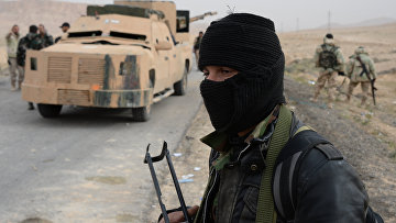 Сирийская армия и ополчение ведут бои за Пальмиру
