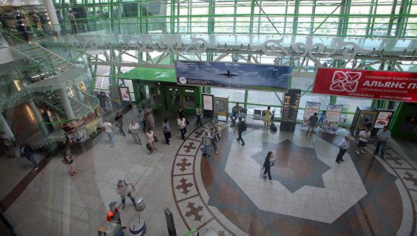 Международный Аэропорт Астана. Архивное фото