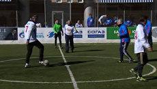 Нападающий Лавров: глава МИД РФ сыграл в гала-матче Народной футбольной лиги