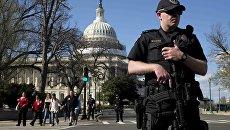 Полиция Вашингтона. Архивное фото