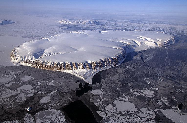 Остров Сондерс в составе архипелага Фолклендские острова