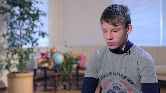 Игорь, 13 лет ▶1:18