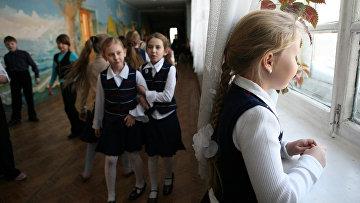 Школа в Новосибирске