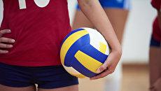 Волейбольный мяч. Архивное фото