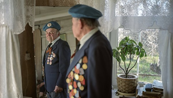 Руководство отменит налог навыплаты ветеранам военных действий