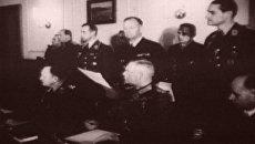 Гитлеровская Германия капитулировала. Съемки 9 мая 1945 года